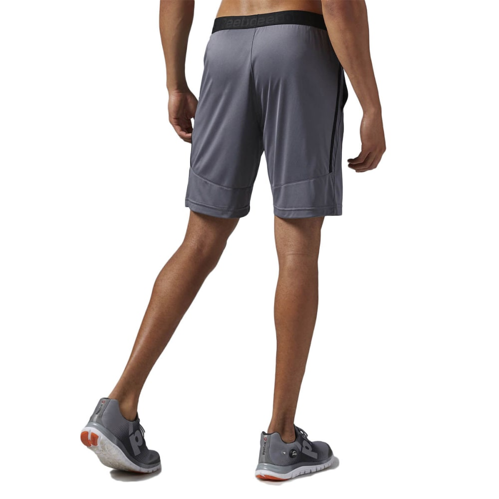 REEBOK Men's Workout Ready Training Short - ALLOY-AJ2967