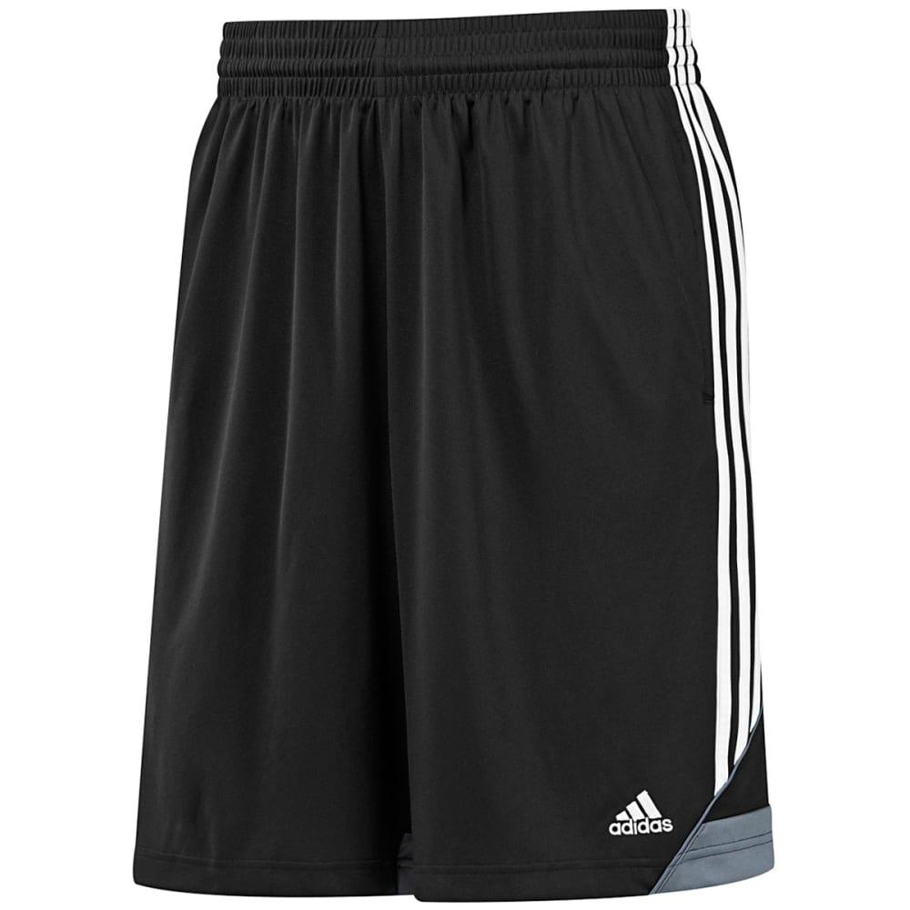 ADIDAS Men's 3G Speed Basketball Shorts - BLACK/WHITE O25379