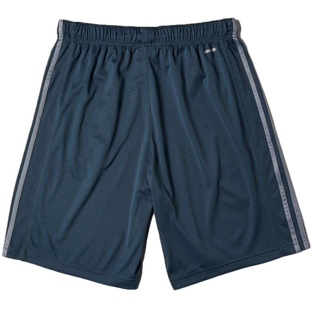 ADIDAS Men's Essential Shorts - ONYX/GRY-F86300