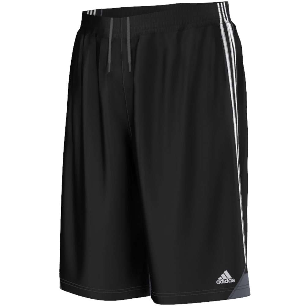 ADIDAS Men's 3G Speed Basketball Shorts - BLACK/WHITE-AP9165