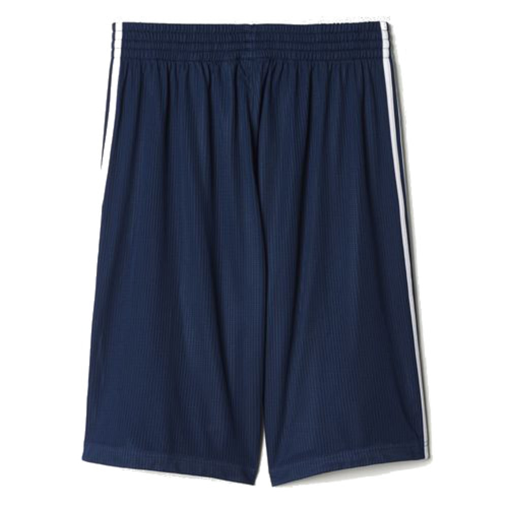 ADIDAS Men's 3G Speed Basketball Shorts - NAVY/WHITE-AH6435