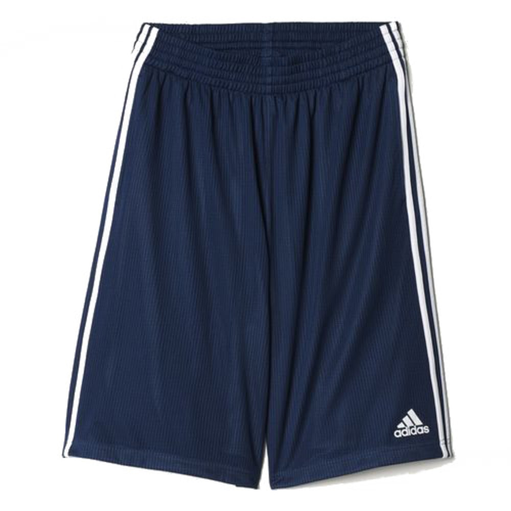 ADIDAS Men's 3G Speed Basketball Shorts - NAVY/WHITE-AH6435