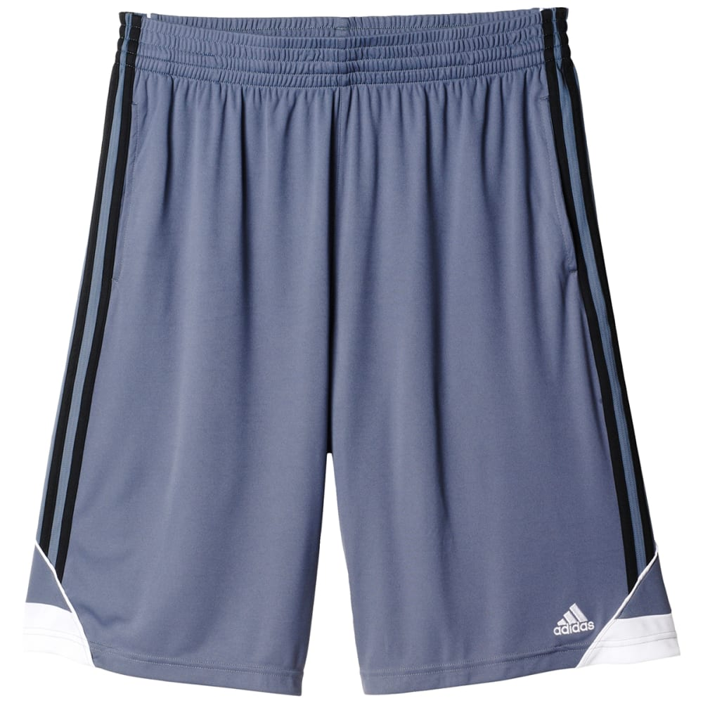 ADIDAS Men's 3G Speed 2.0 Basketball Shorts - ONIX/BLACK-AH6436