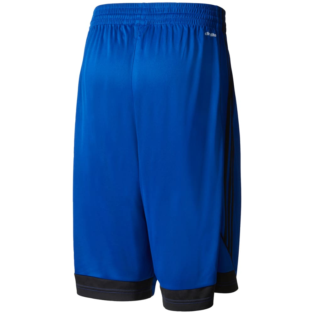 ADIDAS Men's 3G Speed 2.0 Basketball Shorts - COLL RYL/BLK-AZ0801