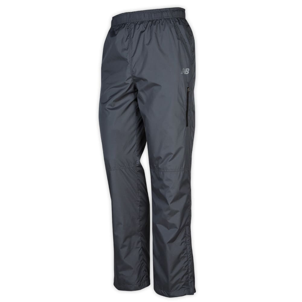 NEW BALANCE Men's Ripstop Wind Pants - LEAD