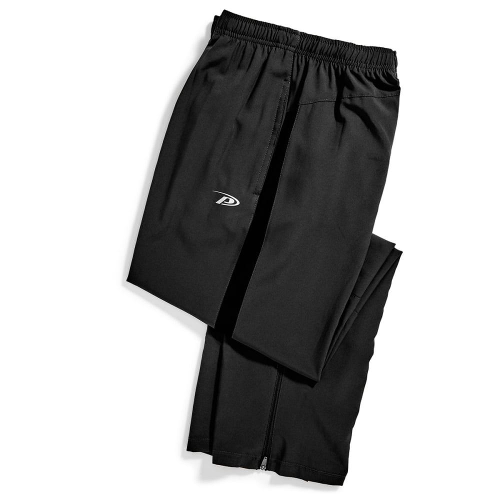 PRO PLAYER Men's Woven Stretch Pant - BLACK/GREY-RGY