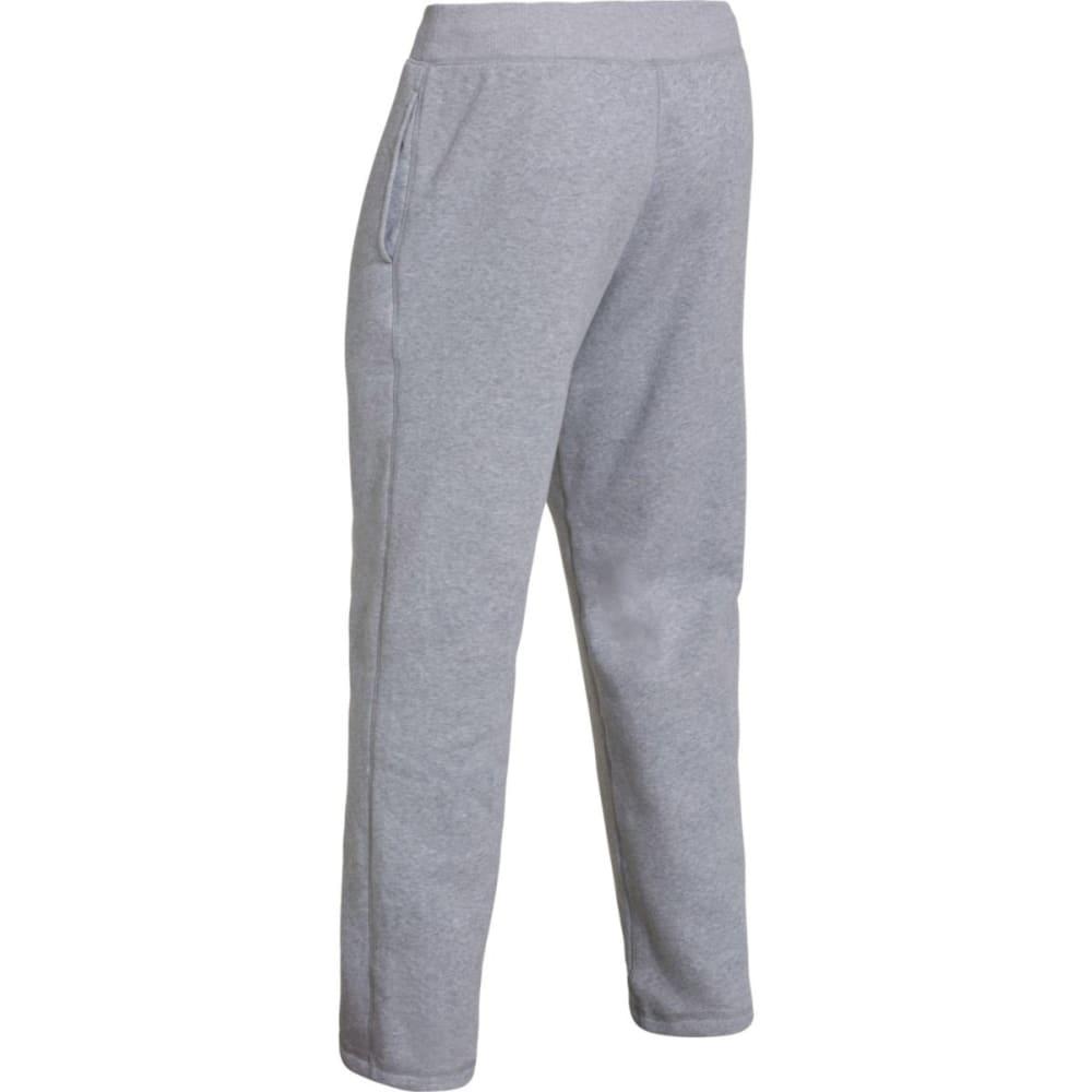 UNDER ARMOUR Men's Rival Pants - TRUE GREY HTHR-025
