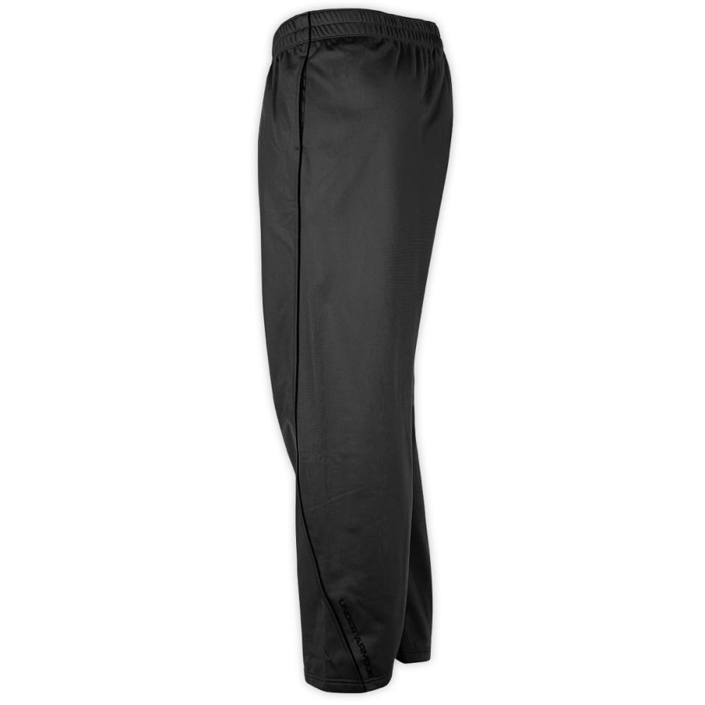UNDER ARMOUR Men's Lightweight Warm Up Pants - BLACK-001