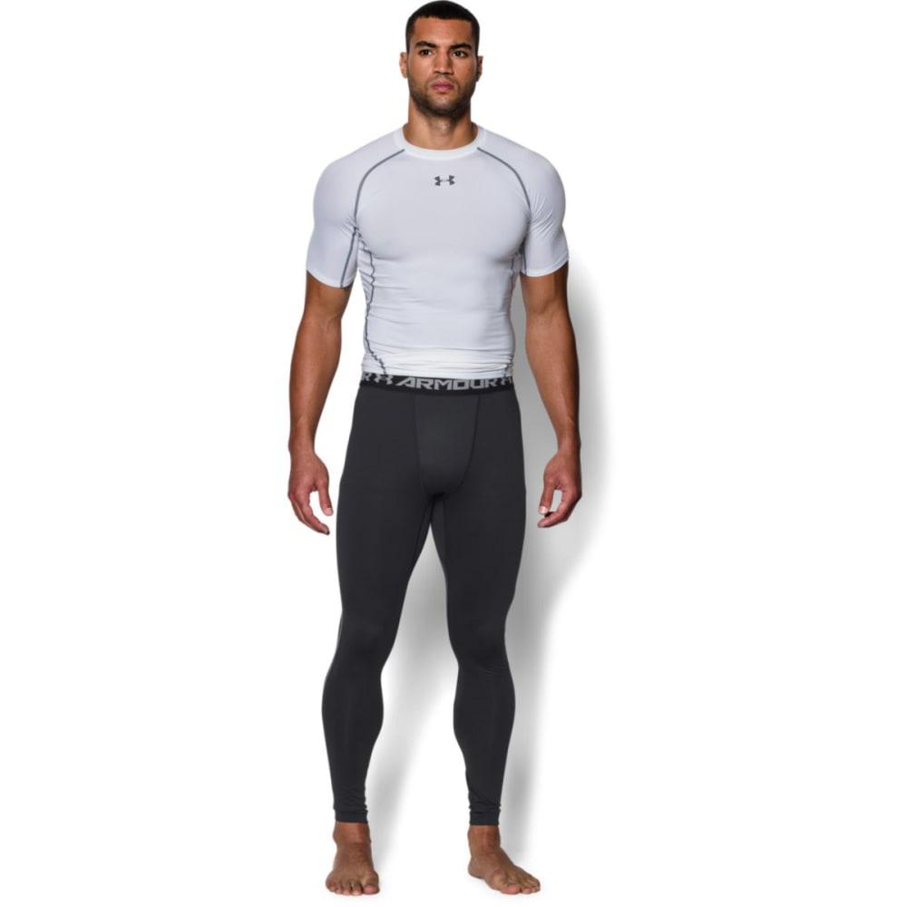 UNDER ARMOUR Men's ColdGear® Armour Compression Leggings - BLACK-001