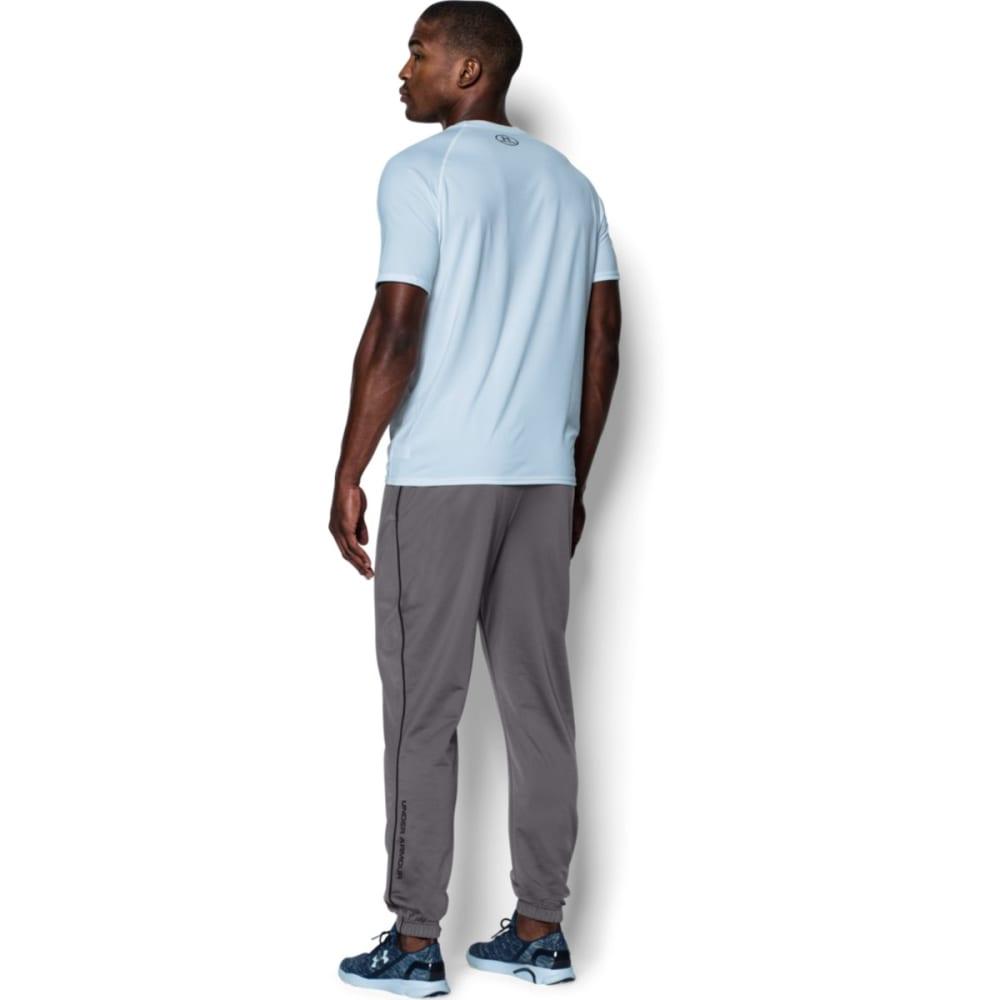 UNDER AMOUR Men's Tricot Jogger Pants - GRAPHITE-040