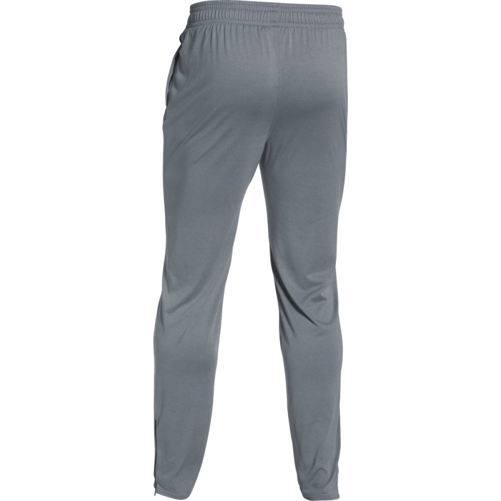 UNDER ARMOUR Men's Tech Pants - STEEL/BLACK-035