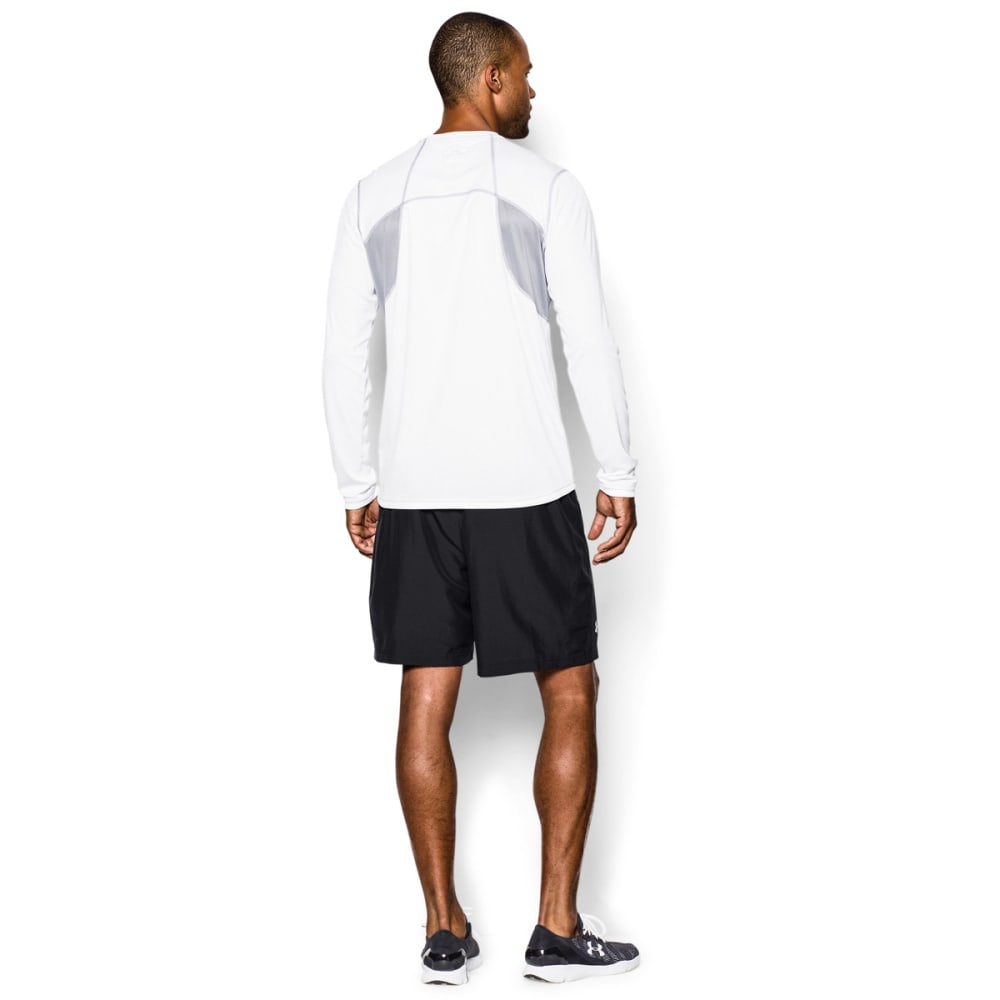 UNDER ARMOUR Men's Launch 7 In. Run Shorts - BLACK-001