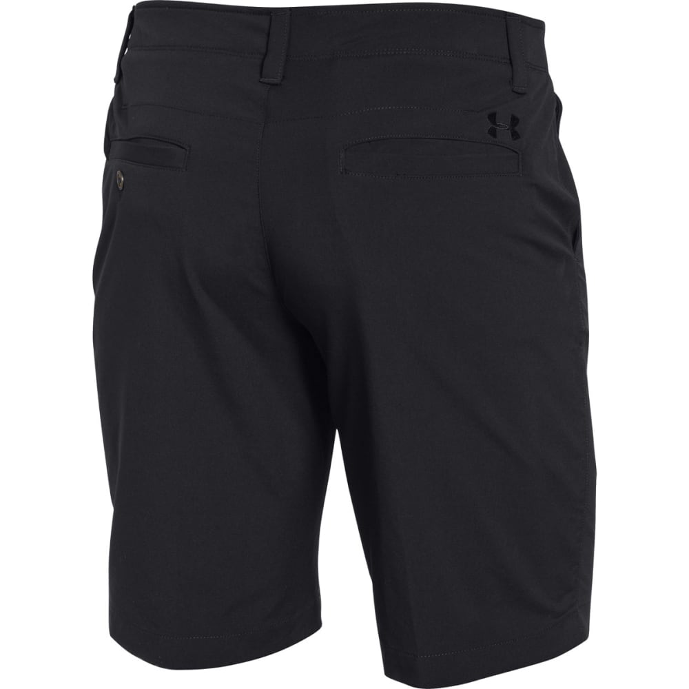 UNDER ARMOUR Men's Match Play Shorts - BLACK-001