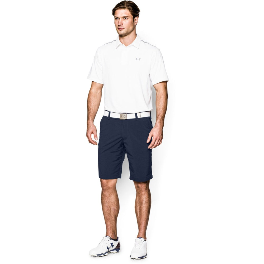 UNDER ARMOUR Men's Match Play Shorts - NAVY