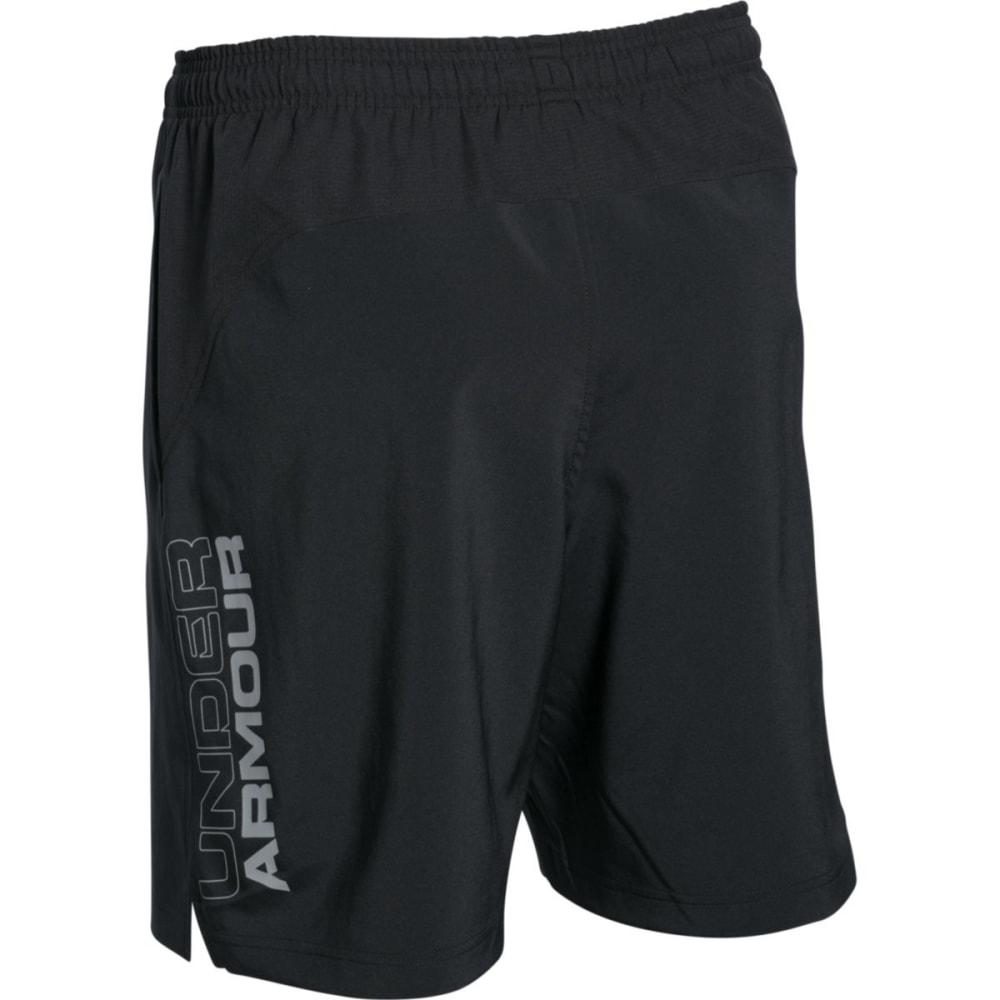 UNDER ARMOUR Men's HIIT Shorts - BLACK-001