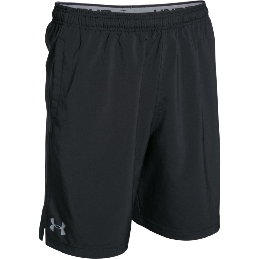UNDER ARMOUR Men's HIIT Shorts - BLACK-001