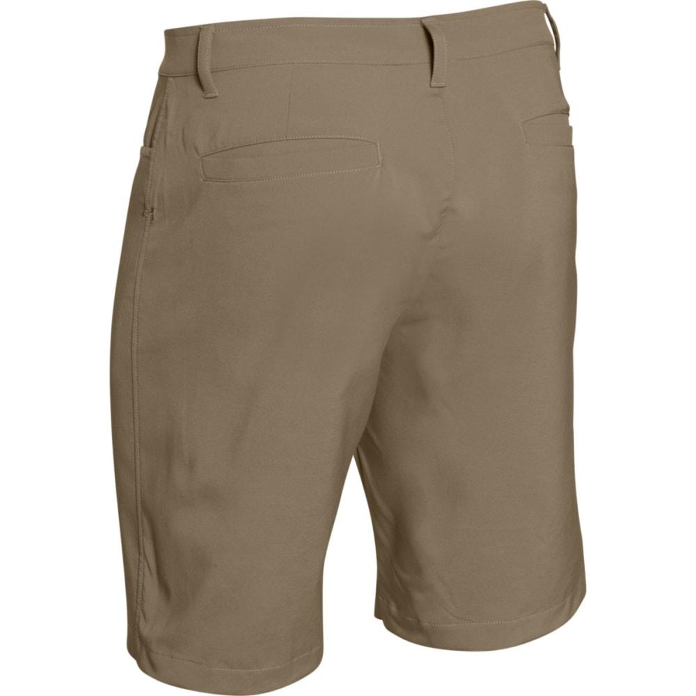UNDER ARMOUR Men's Tech Golf Shorts - CANVAS-254