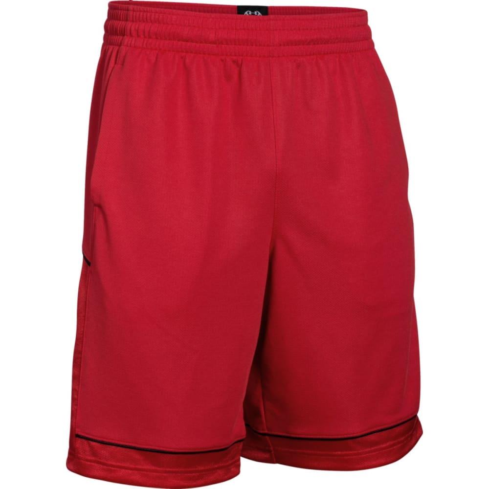 UNDER ARMOUR Men's Baseline Basketball Shorts S