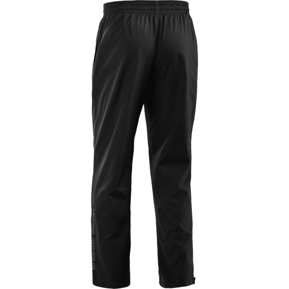UNDER ARMOUR Men's Vital Warm-Up Pants - BLACK-001