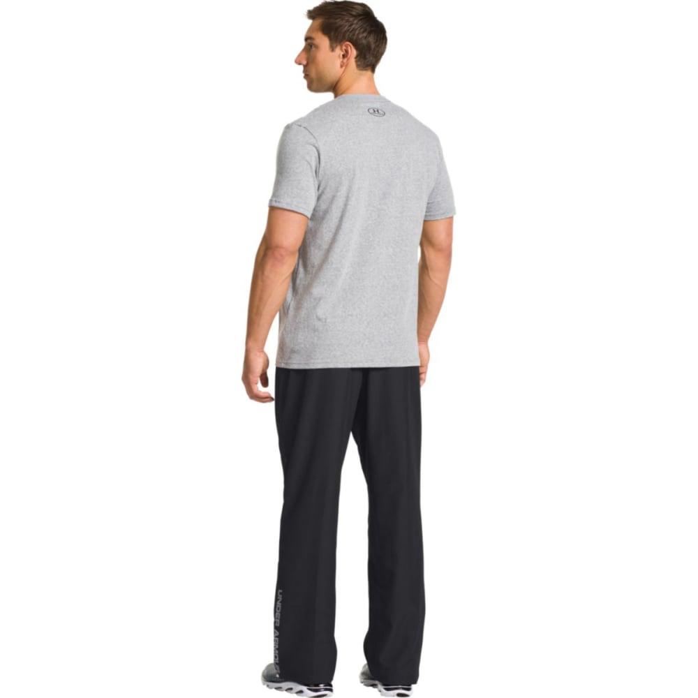 UNDER ARMOUR Men's Vital Warm-Up Pants - BLACK-001