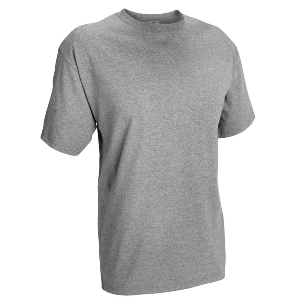 RUSSELL ATHLETIC Men's Basic Tee - VALUE DEAL - OXFORD-26