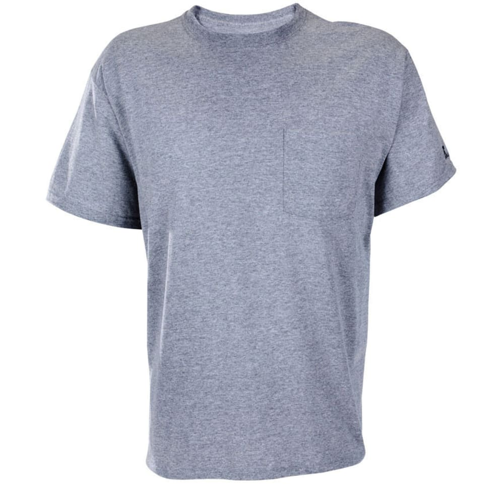RUSSELL ATHLETIC Men's Basic Pocket Tee M
