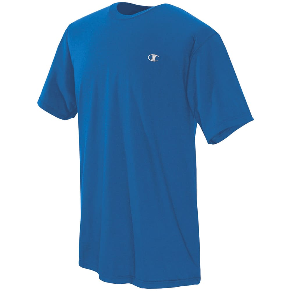 CHAMPION Men's Cotton Jersey Tee - ZAFFRE-94M