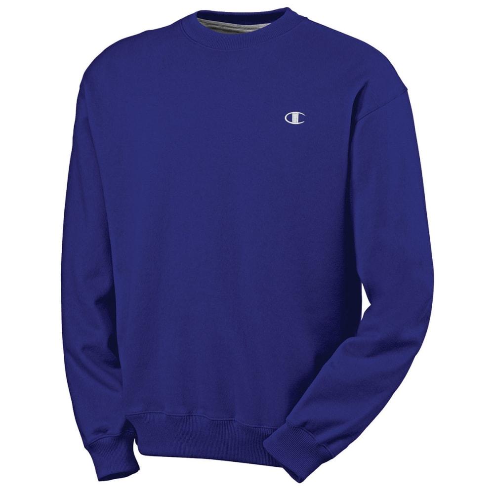 CHAMPION Men's Eco® Fleece Crewneck Sweatshirt - ULTRA MARINE-94P