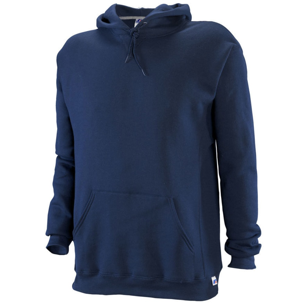 RUSSELL ATHLETIC Men's DriPower Fleece Hoodie - NAVY-QZB