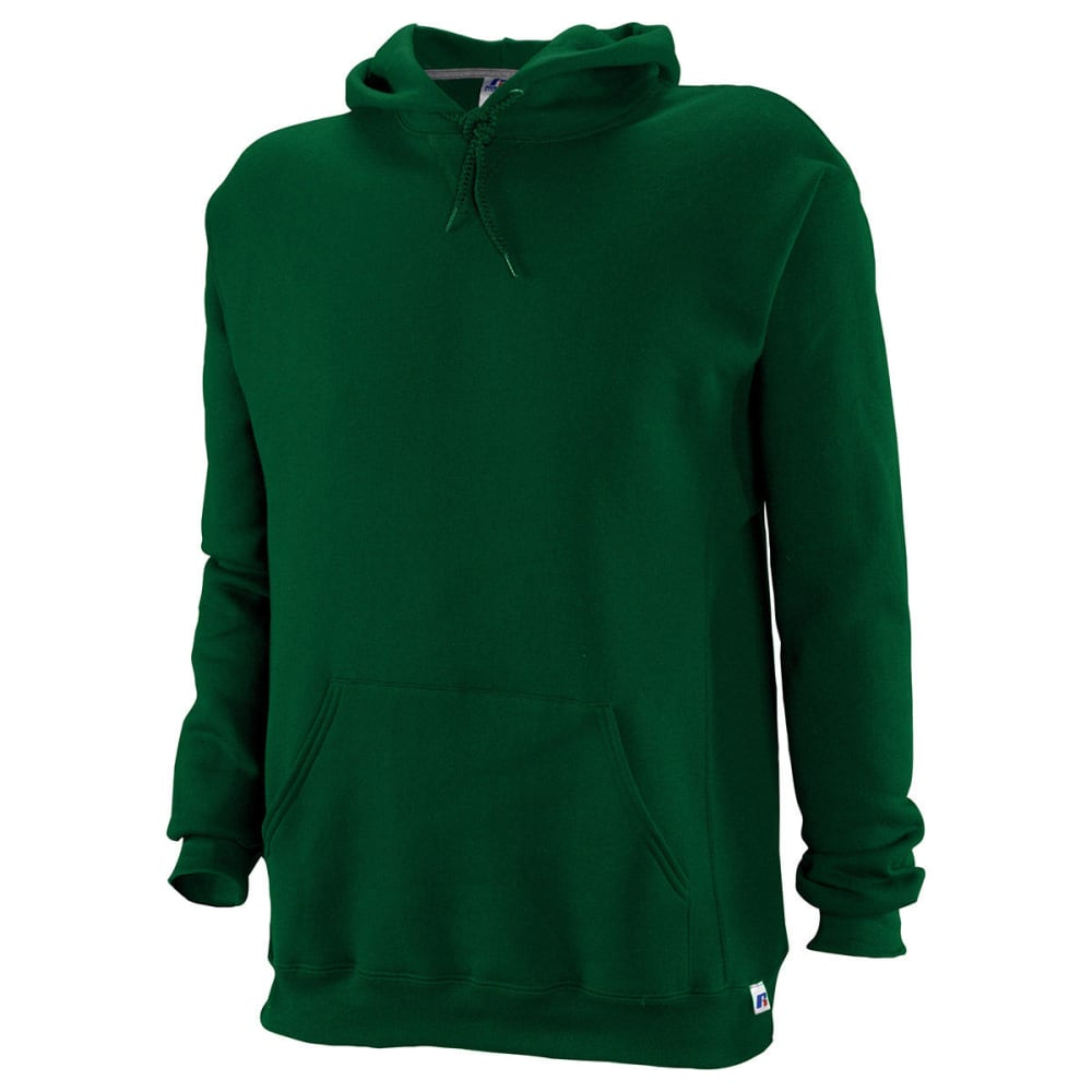 RUSSELL ATHLETIC Men's Dri-Power Fleece Pullover Hoodie L