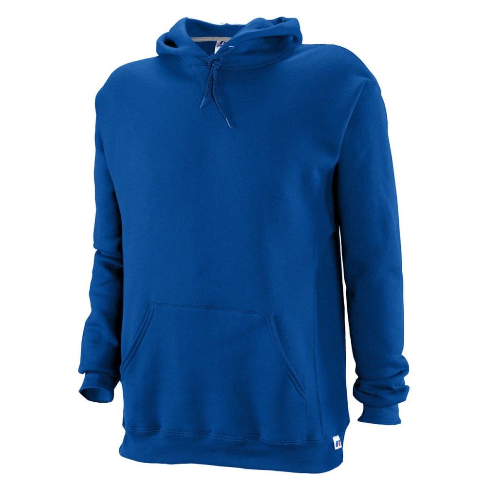 RUSSELL ATHLETIC Men's Dri-Power Fleece Pullover Hoodie - ROYAL BLUE-ROY