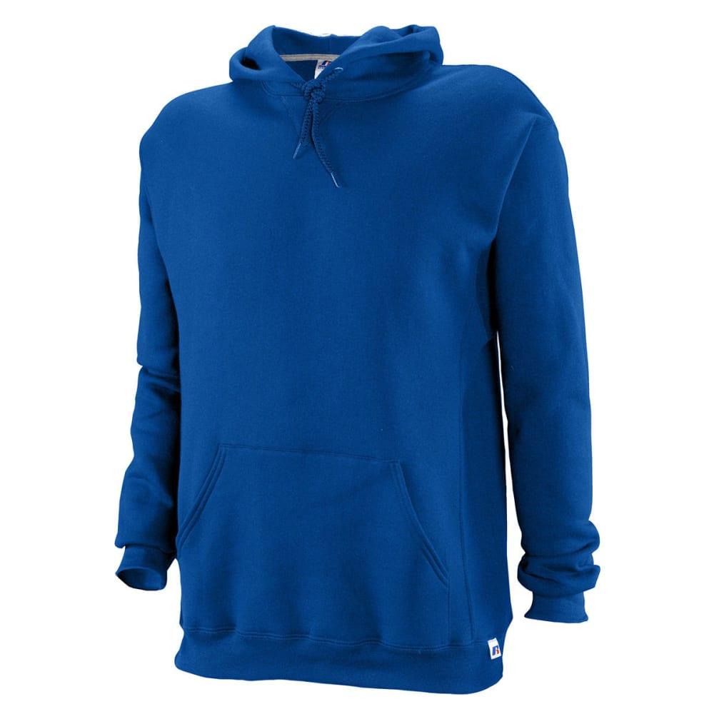 RUSSELL ATHLETIC Men's Dri-Power Fleece Pullover Hoodie - ROYAL BLUE-ROY