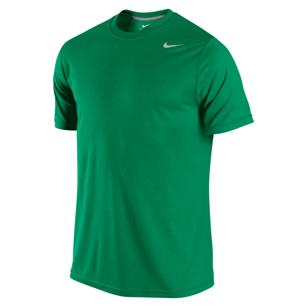 NIKE Men's Legend Dri-Fit Poly Training Shirt - PINE GREEN-302