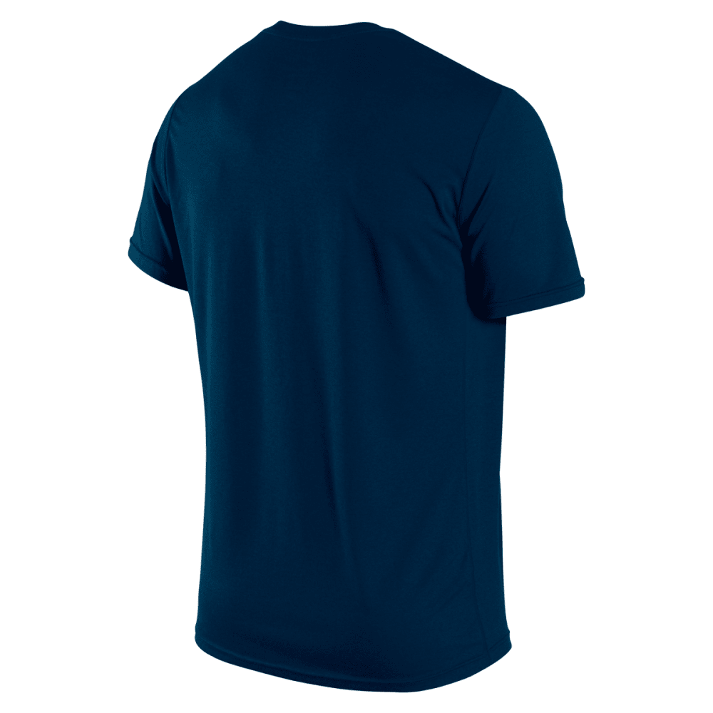 NIKE Men's Legend Dri-Fit Poly Training Shirt - DK OBSIDIAN-475