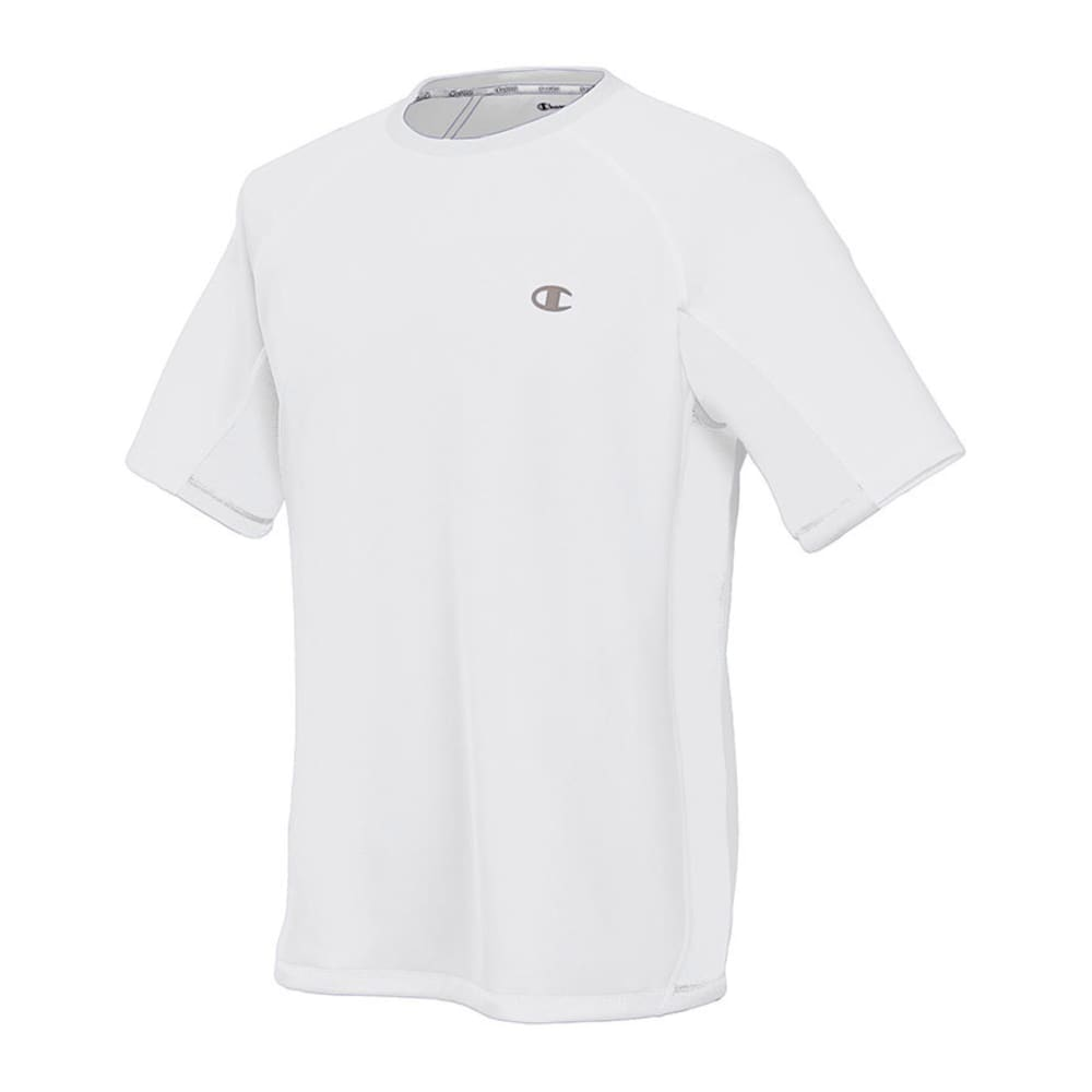 Champion Men's Powertrain Tee - White, M