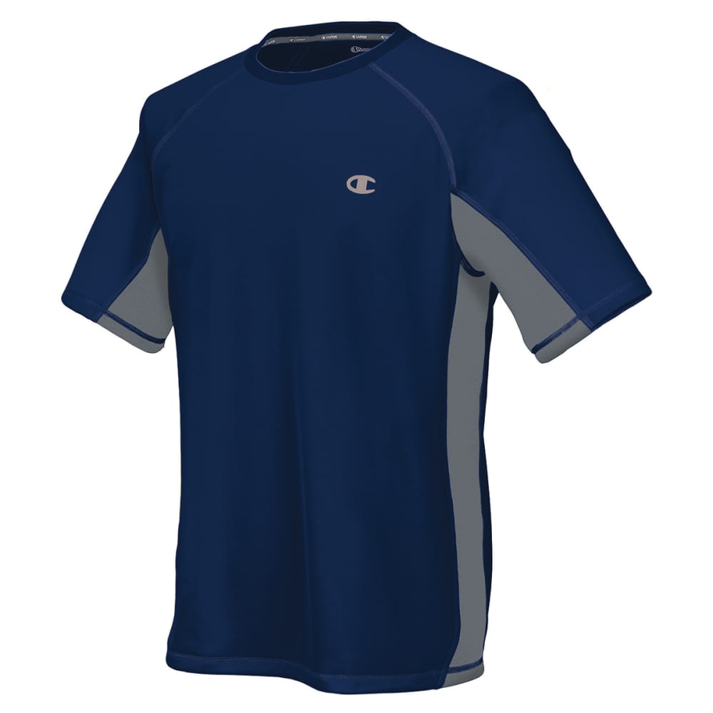 CHAMPION Men's Powertrain Tee - AWESOME BLUE-RD4