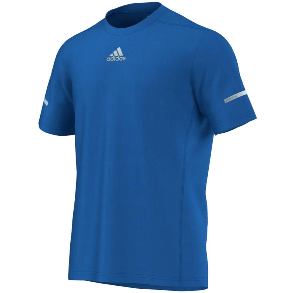 ADIDAS Men's Sequencials Climate Running Tee Shirt - BRIGHT RYL-S03012