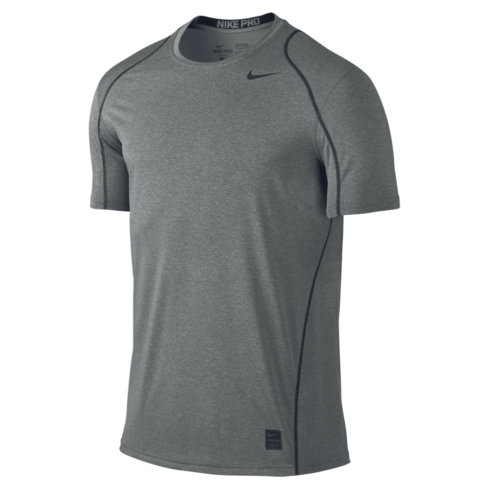 NIKE Men's Cool Fitted Short Sleeve Top S