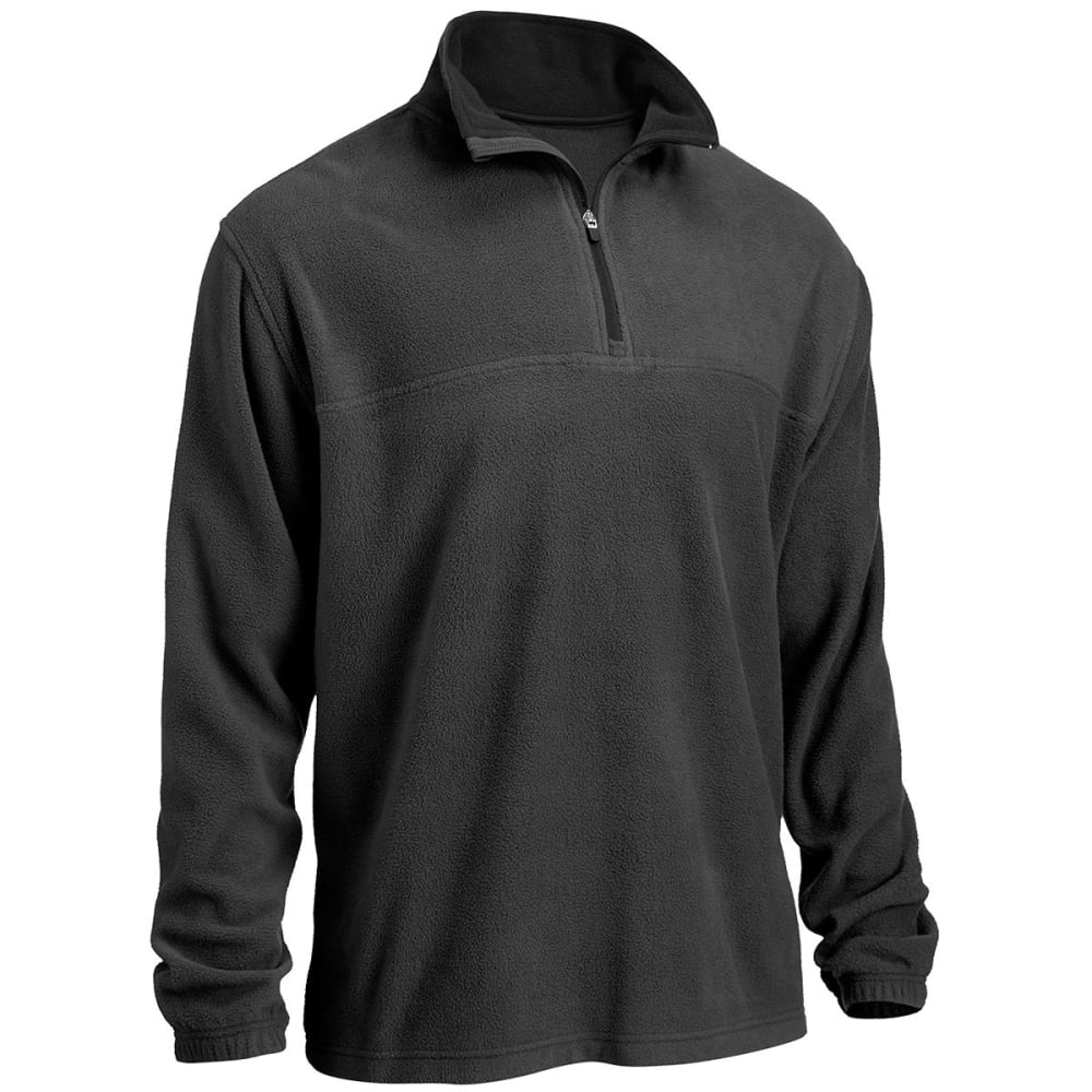 Cheetah Men's Active Fleece - Black, L