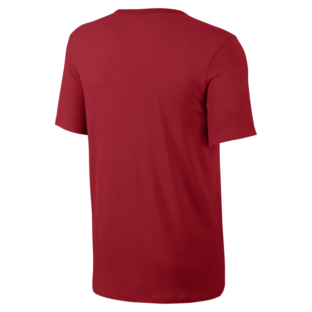 NIKE Men's Futura Icon Short Sleeve Tee - UNIVERSITY RED-659