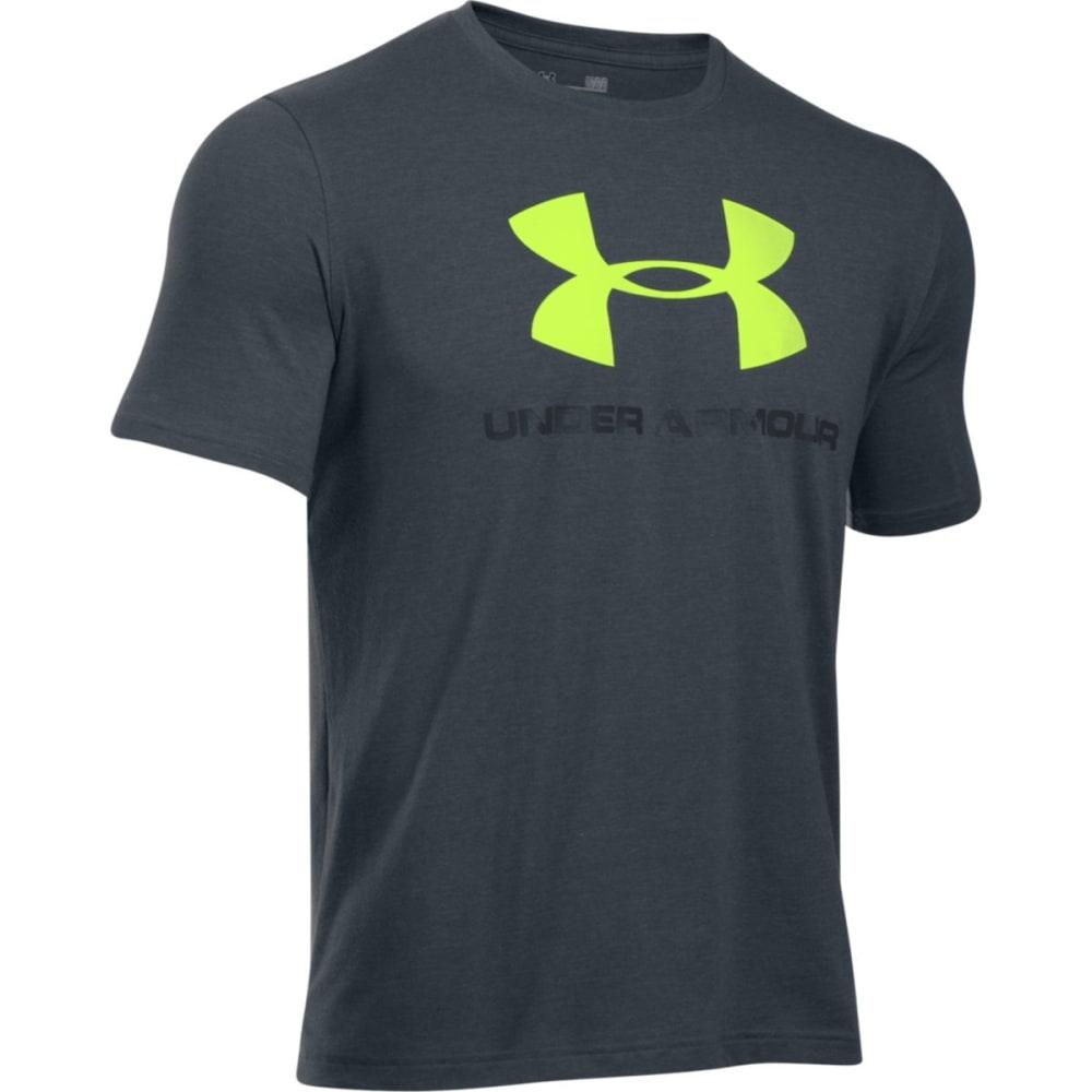 UNDER ARMOUR Men's Sportstyle Logo Tee S