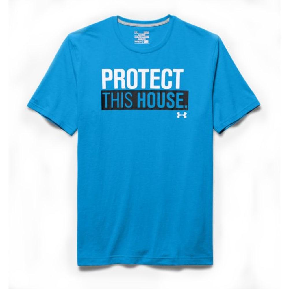 UNDER ARMOUR Men's Short Sleeve PTH® T-Shirt - ELECTRIC BLUE-428