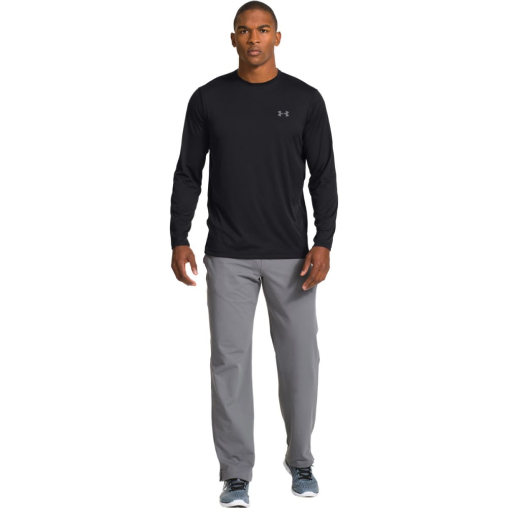 UNDER ARMOUR Men's Tech™ T-Shirt - BLACK-001