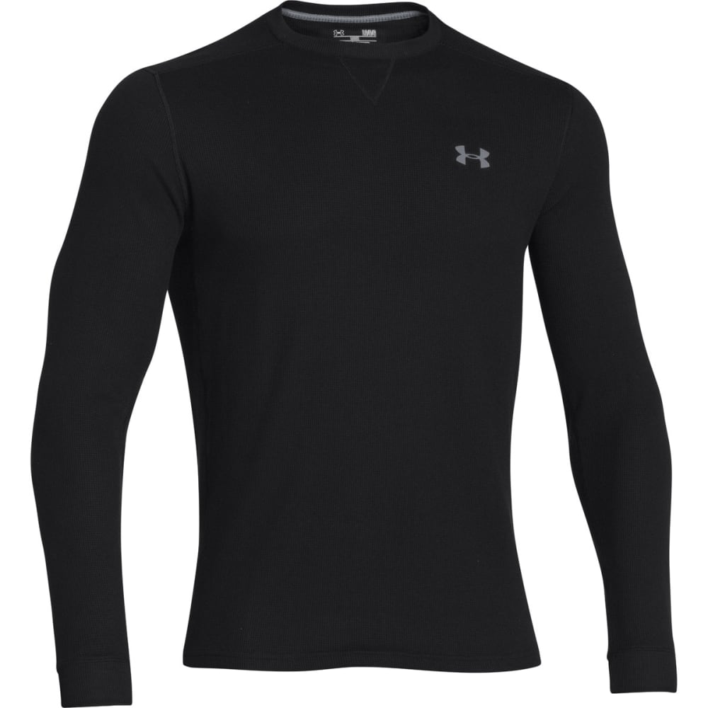 Under Armour Men's UA Amplify LS Thermal Top - BLACK-001