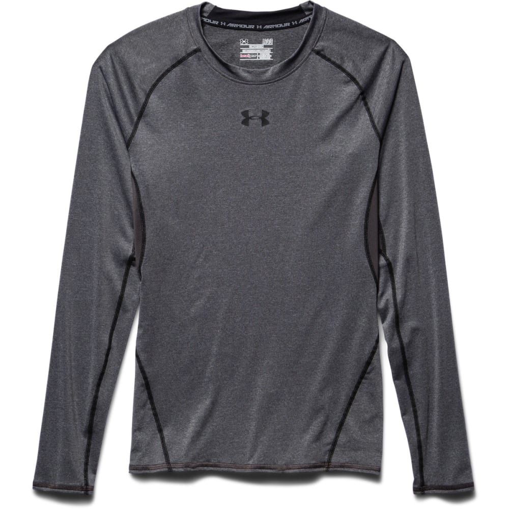 UNDER ARMOUR Men's HeatGear® Armour Long Sleeve Shirt S