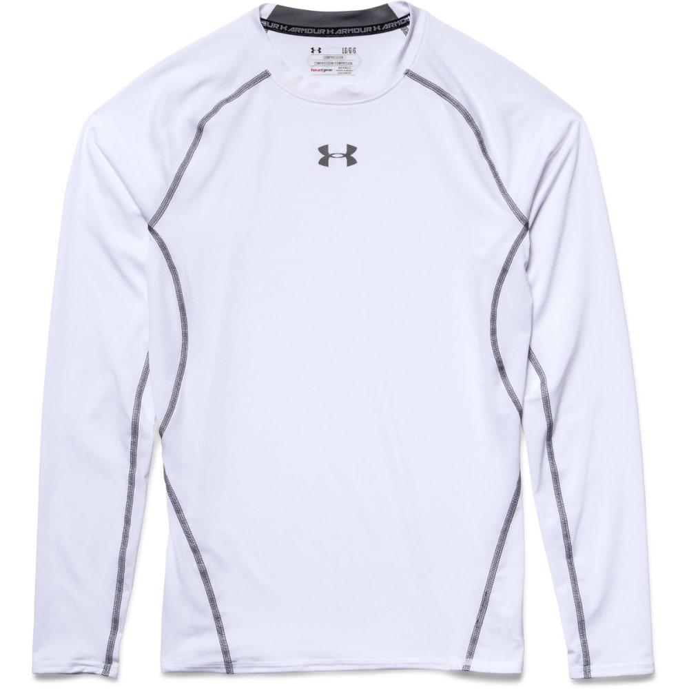 UNDER ARMOUR Men's HeatGear® Armour Long Sleeve Shirt S