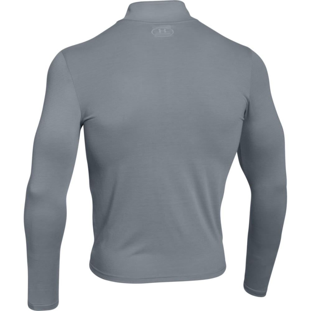 UNDER ARMOUR Men's Streaker 1/4 Zip - STEEL-035