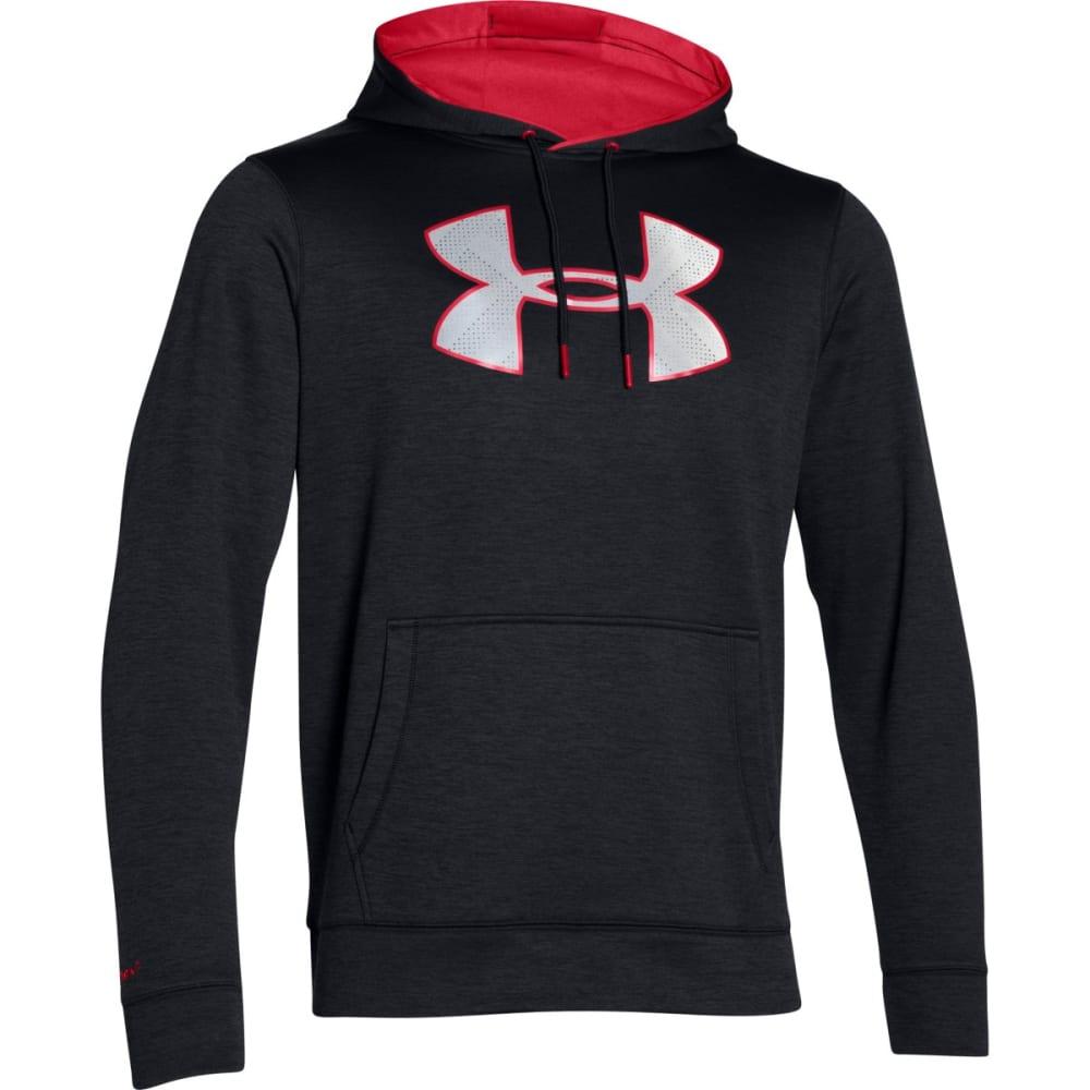 UNDER ARMOUR Men's Storm Armour® Fleece Big Logo Twist Hoodie S