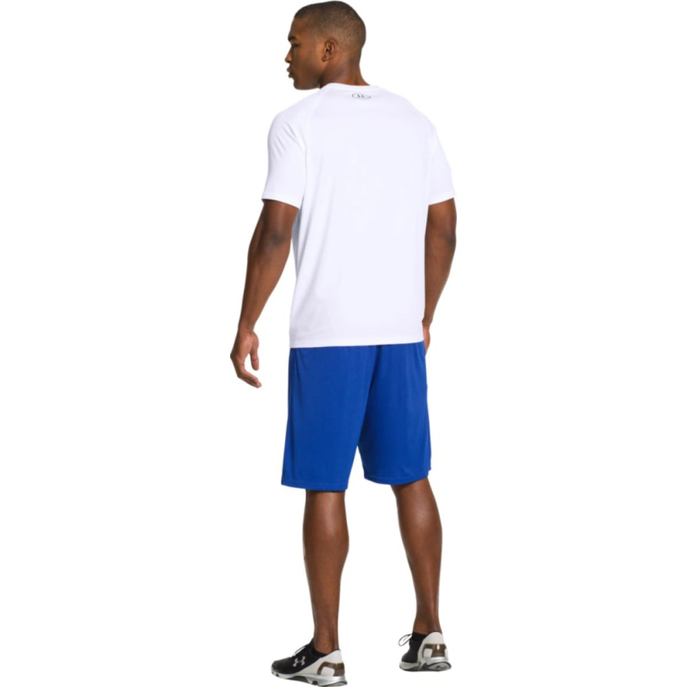 UNDER ARMOUR Men's Tech Tee - WHITE-100