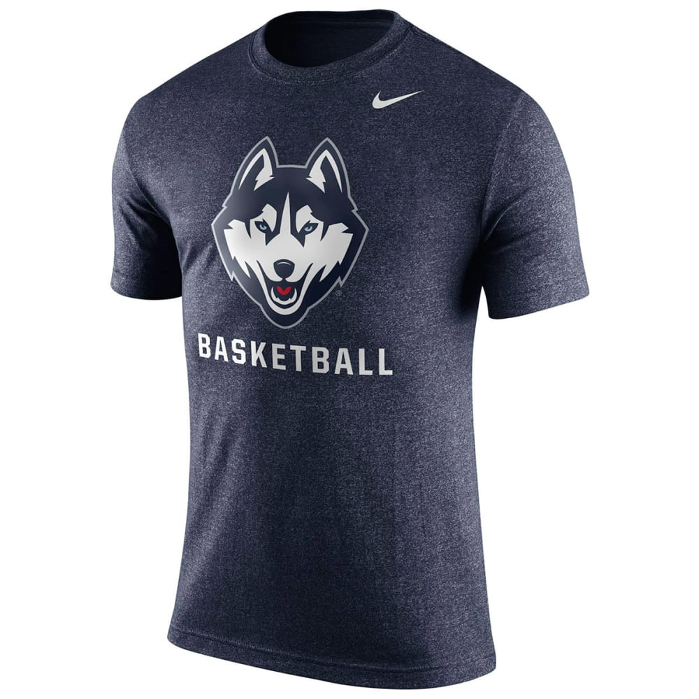 UCONN Men's Nike March III Tee - NAVY